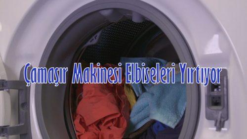 Vestel Çamaşır Makinesi Çamaşırları Yırtıyor