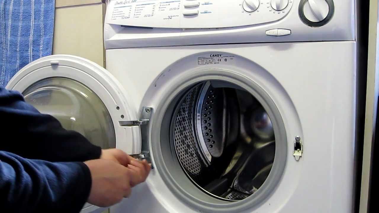 Vestel Çamaşır Makinesi Kapak Açılmıyor