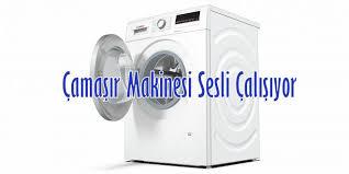 Vestel Çamaşır Makinesi Ses Yapıyor